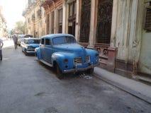Everyday life on streets of Havana Centro Royalty Free Stock Image