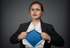 Everyone is a superhero Stock Photos