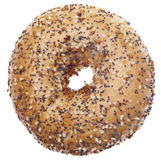 Everything Bagel Royalty Free Stock Image