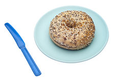Everything Bagel Stock Images