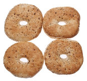Everything Bagels Stock Photos