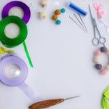 Everything dla handmade obraz stock