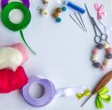 Everything dla handmade zdjęcie royalty free
