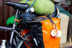 Everything is ready to the road. Stock Photography