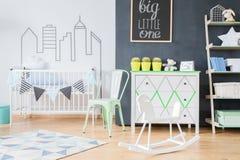 Everything& x27; s przygotowywający dla dziecka Obrazy Stock