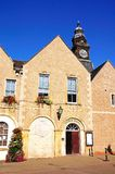 Evesham town hall. Stock Image