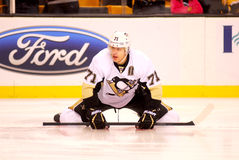 Evgeni Malkin Pittsburgh Penguins Royalty Free Stock Photos