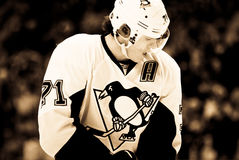 Evgeni Malkin Pittsburgh Penguins Images libres de droits