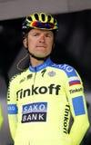 Evgeni Petrov Team Tinkoff - Saxo Stock Photos