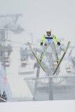 Evgenyi Klimov - ski jumping Royalty Free Stock Image