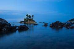 Evia Island Landscape Stock Photography