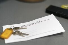 Eviction Notice in the Mail.