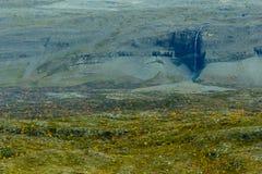 Evig vattenfall Fotografering för Bildbyråer