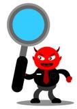 Evil businessman Stock Photos