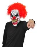 Evil Clown Stock Photos