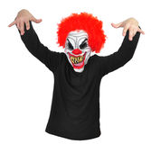 Evil Clown 3 Stock Photography
