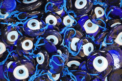 Evil eye Royalty Free Stock Images