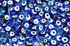Evil Eye Amulets Stock Photos