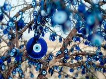 Evil Eye Bead Royalty Free Stock Photos