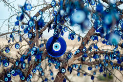 Evil Eye Bead Stock Photo