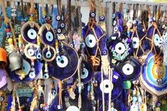 Evil Eye Beads Royalty Free Stock Photography