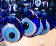 Evil eye Beads Stock Photography
