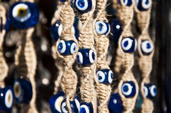 Evil Eye Charms Royalty Free Stock Photography