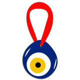 Evil eye is for good luck Royalty Free Stock Image