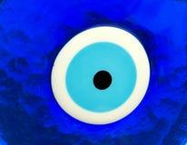 Evil eye - Turkish amulet Royalty Free Stock Photos