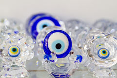 Evil eye Royalty Free Stock Photos