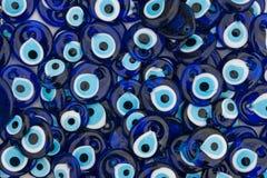 Evil eyes Royalty Free Stock Photo
