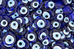 Evil Eyes, traditional Turkish Souvenir Stock Photo