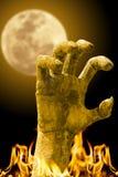 Evil hand Stock Photos