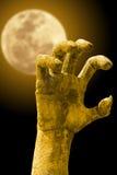 Evil hand Royalty Free Stock Photo