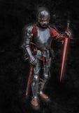 Knight wraith zombie Stock Image