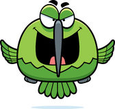 Evil Little Hummingbird Royalty Free Stock Images