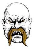 Evil man mask Stock Photo
