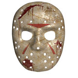 Evil mask Royalty Free Stock Photos
