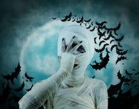 Evil mummy Stock Photography