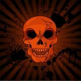 Evil Skull Stock Images
