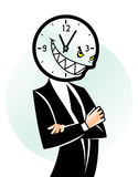Evil time Stock Images