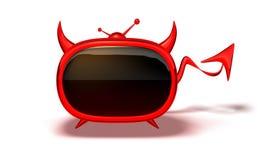 Evil tv Stock Photos