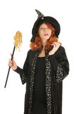 Evil witch Royalty Free Stock Photos