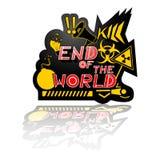 Evil world Royalty Free Stock Photography