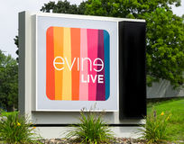 Evine Live Corporate Headquarters Image stock