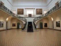 Evita Fine Arts Museum royaltyfri foto