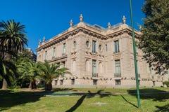 Evita Fine Arts Museum no palácio de Ferreyra, Córdova, Argenti fotografia de stock royalty free