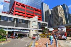 Eviti il terminale di traghetto di Macao del centro di Tak fotografia stock