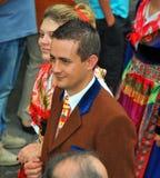 Evolene festival Stock Photos