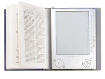 Evolução da leitura fotografia de stock royalty free